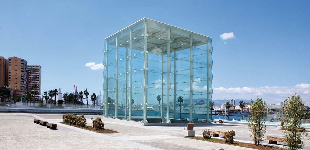 Pompidou in Malaga